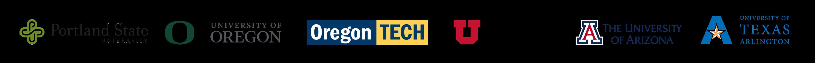 NITC Partner University Logos