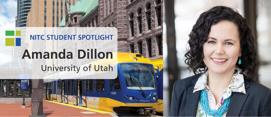 NITC Student Spotlight: Amanda Dillon of University of Utah