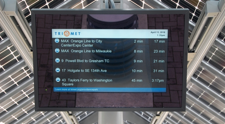 Clearing the Way for Real-Time Transit Information