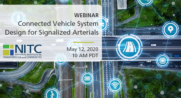 Connected Vehicle System Design for Signalized Arterials
