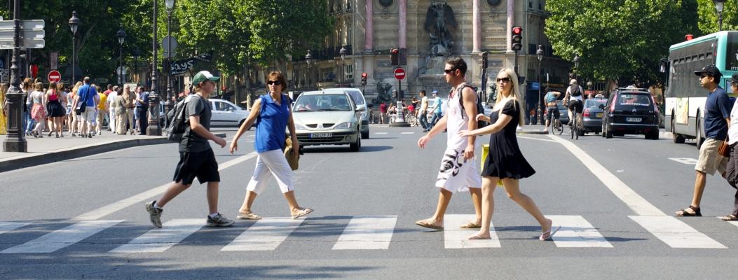Development Of A Pedestrian Demand Estimation Tool A