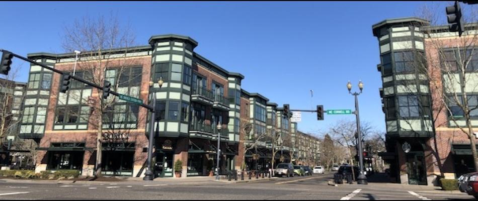 a TOD in Portland